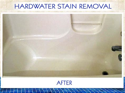 remove water stains from bathtub how to remove blue water stains from bathtub image