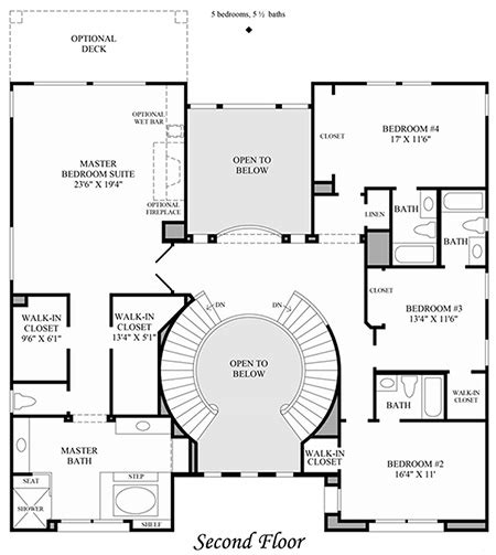 staircase floor plans double staircase foyer house plans google search interior design pinterest foyers