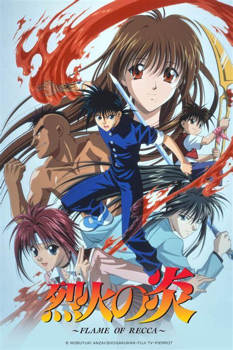 Anime Of Recca crunchyroll of recca episodes
