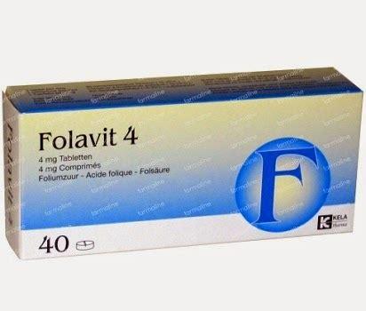 Folavit 1000 Mcg Tablet 8 macam manfaat folavit