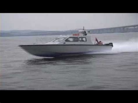 gmd boats gmd 12m 50 knot patrol boat quot v marlin quot youtube