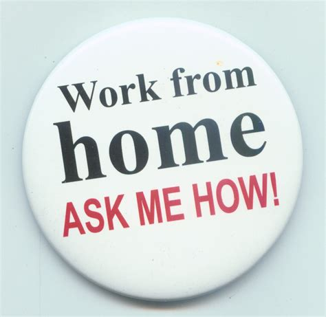 Work From Home - lucrative ways to work from home