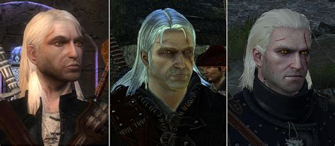 witcher 2 hairstyles witcher 2 hairstyle cd projekt red forums