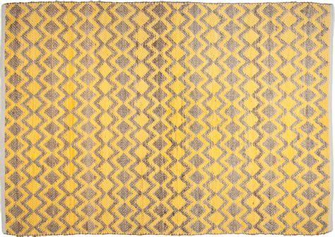 teppich gelb tom tailor teppich smooth comfort geometric gelb bei