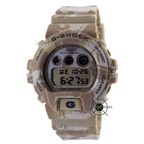 Jam Casio G Shock Dw 6900 Rd harga sarap jam tangan g shock dw 6900 loreng coklat