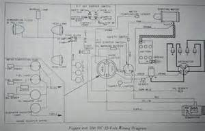 oliver 550 wiring diagram gasser electrical diagram tractorshed