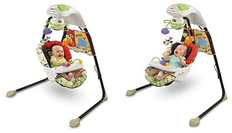 luv u zoo swing com fisher price cradle n swing luv u zoo
