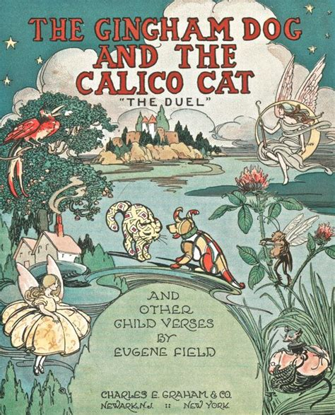 the gingham and the calico cat 163 best images about the gingham and the calico cat quot the duel quot a child s poem