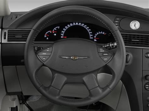 chrysler steering wheel 2008 chrysler pacifica pictures photos gallery