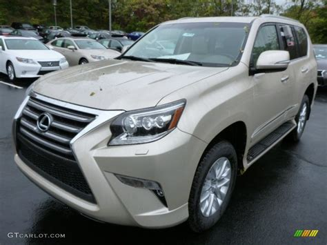 lexus satin metallic satin metallic 2014 lexus gx 460 exterior photo