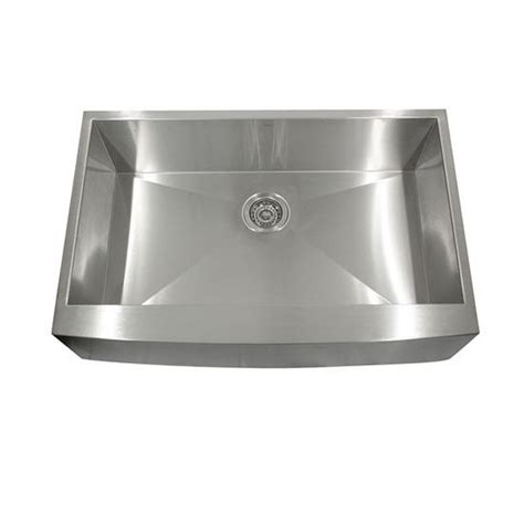 rectangular kitchen sink kitchen sinks pro series rectangular apron kitchen sink