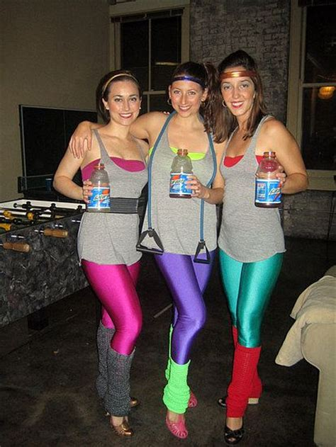 80s theme party costumes 4 1980 aerobic party theme party themes pinterest