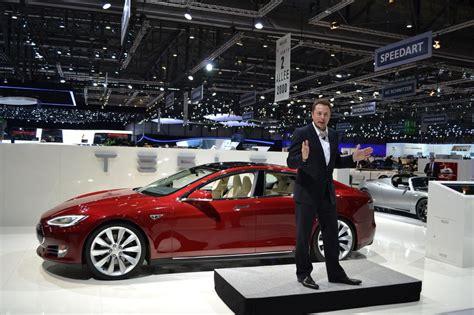 At Tesla Motors Tesla Motors Quelques Mots D Elon Musk