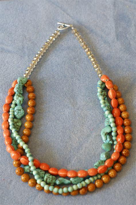 restyle restore rejoice diy statement necklace tutorial