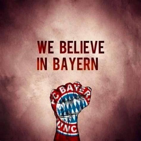 We Believe In we believe in bayern soccer board bayern