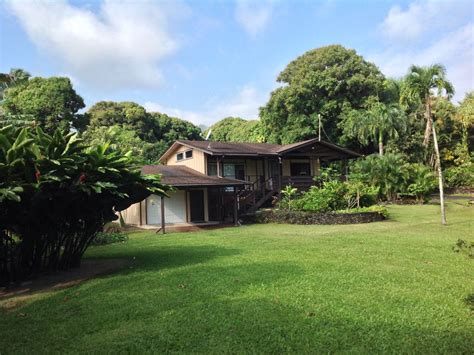 Hana Cottage Rentals by Relax And Rejuvenate In Beautiful Hana 2 Br