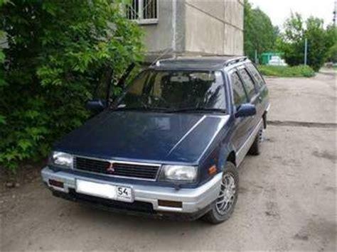 mitsubishi wagon 1990 used 1990 mitsubishi mirage wagon photos 1800cc