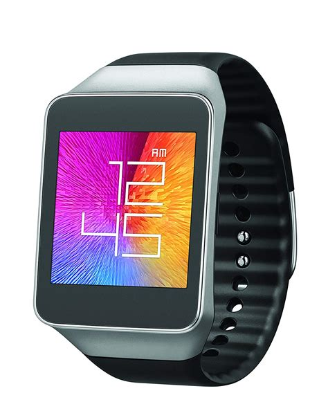 samsung smartwatch samsung galaxy gear smart live android sm r382 black waterproof bluetooth ebay