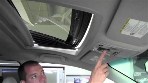 toyota sienna power tilt   moonroof