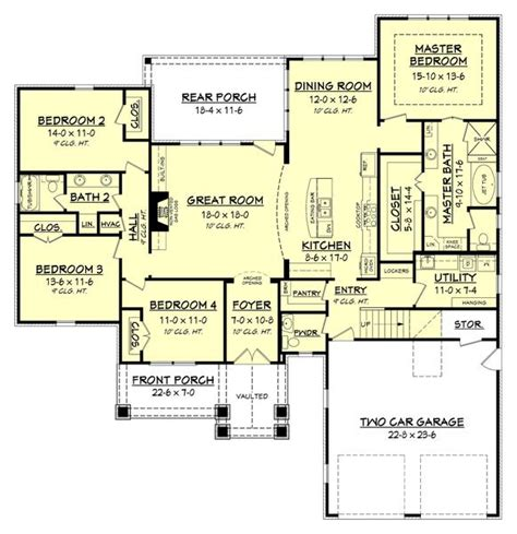 Looking For House Plans by Oak Harbor House Plan House Plan Zone