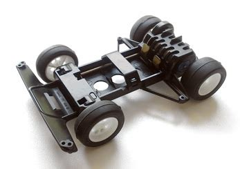 Gear Set Tamiya Chassis Type 3 history of mini 4wd