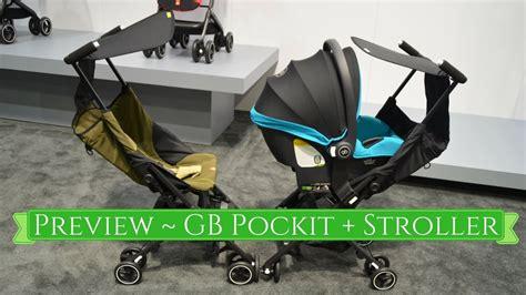 Cocolatte Pockit V Stroller new 2017 gb pockit stroller abc expo