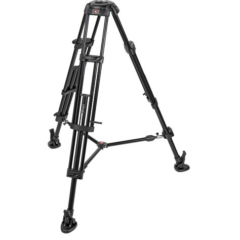 Tripod Pro manfrotto 546b pro tripod with mid level spreader 546b b h