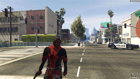 Gta 5 Online Motorrad Kleidung by The Deadpool Mod F 252 R Gta 5