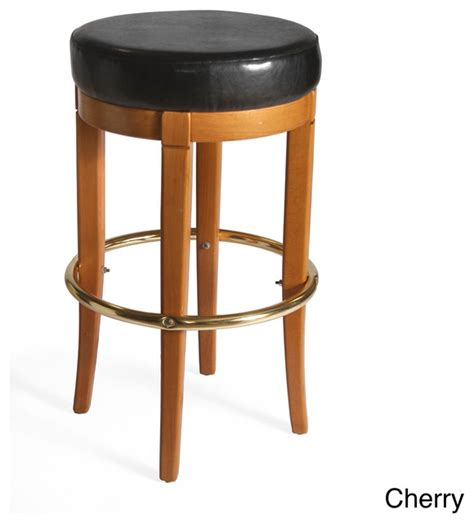 kitchen bar stools backless columbus upholstered backless barstool contemporary