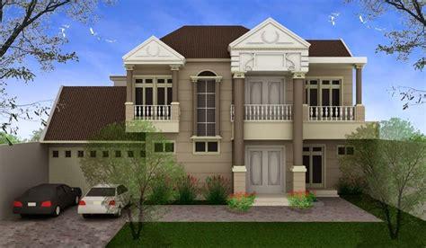 desain rumah gaya eropa model rumah mewah terbaru 2014 informasi terbaru 2014