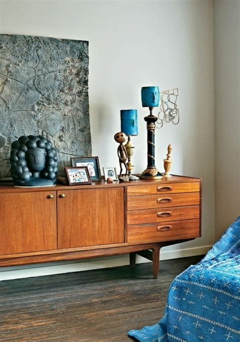 mid century modernes schlafzimmer moderne sideboards und kommoden