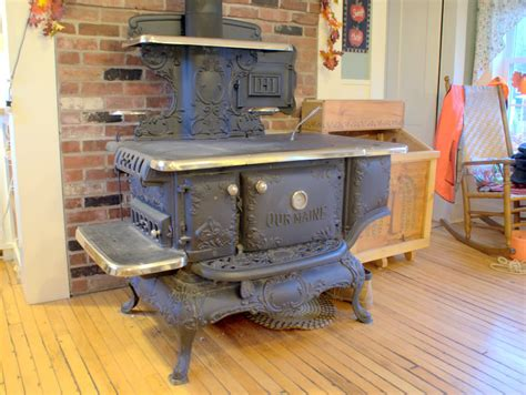 Wood Burning Kitchen Stove by Wood Burning Kitchen Stove Town Country Gardening