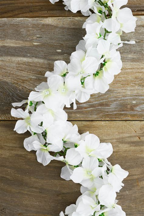 white garlands white garlands 28 images white yellow and purple