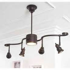 track lighting ceiling fan tomic arms
