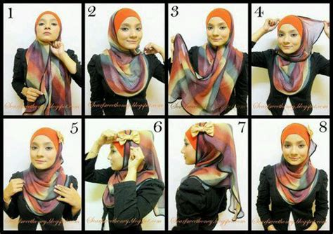 tutorial pashmina dan paris my daily scratches gambar hijab tutorial pashmina dan