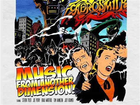 Cd Aerosmith From Another Dimension cd review aerosmith s from another dimension