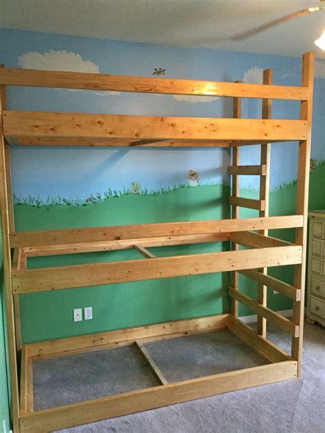 triple bunk bed uk the 25 best triple bunk beds ideas on pinterest triple