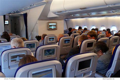 a380 kabine fotostrecke a380 rundflug berlin berlinspotter de
