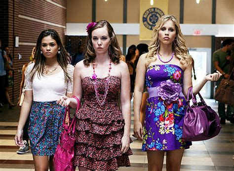 girls  learns lessons   high school dramas worthy sequel  lindsay lohan hit