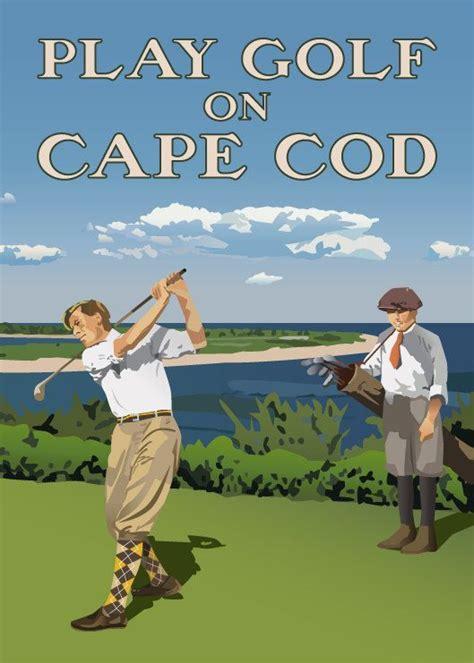 cape cod sportswear impresi 243 n de obras de arte originales golf cape cod