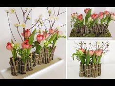 Günstige Tischdeko Selber Machen 2202 by Fr 252 Hlingsdeko F 252 R Zuhause Deko Blumen Tulpen Ostern