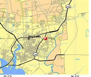 baytown zip code map 77520 zip code baytown profile homes
