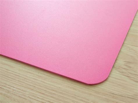 bodenschutzmatte teppich bodenschutzmatte teppich rosa floordirekt de