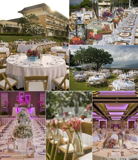 Taal Vista Hotel   Cavite Garden Wedding   Cavite Garden