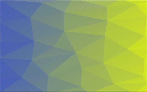 pattern polygon blue green vector hd wallpaper