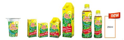 Teh Gelas beverages focusing on on the go occassion mini me insights