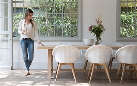 esszimmerstühle schmal esszimmer design