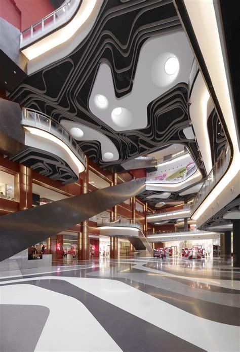 iluma retail development  singapore idesignarch