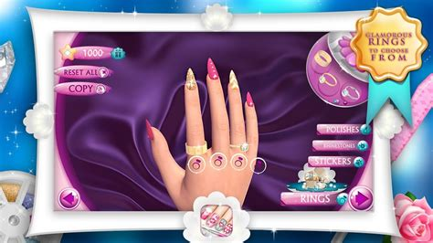 fashion nails  girls game apk  android app