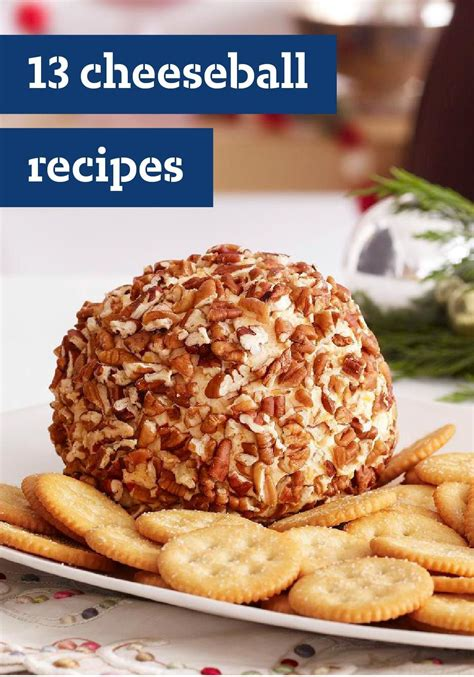 13 cheeseball recipes cheeseballs are one of the easiest